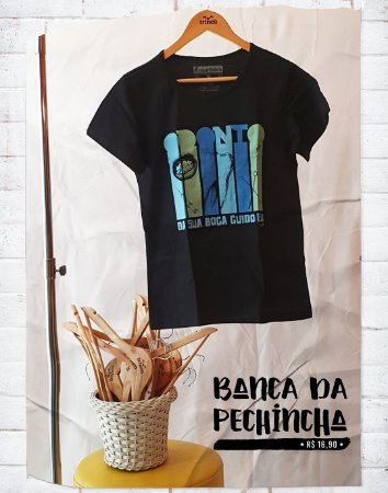 Camiseta Universitária - Odontologia - RS - Basic