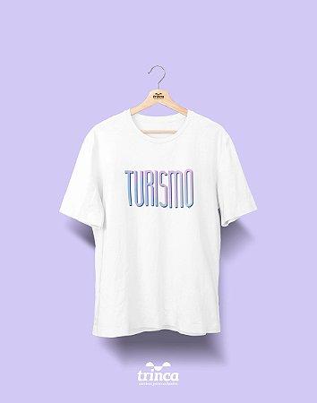 Camiseta Universitária - Turismo - Tie Dye - Basic