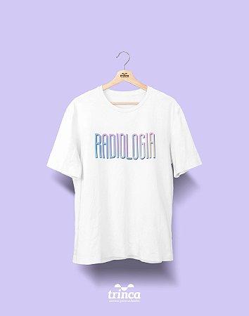 Camiseta Universitária - Radiologia - Tie Dye - Basic