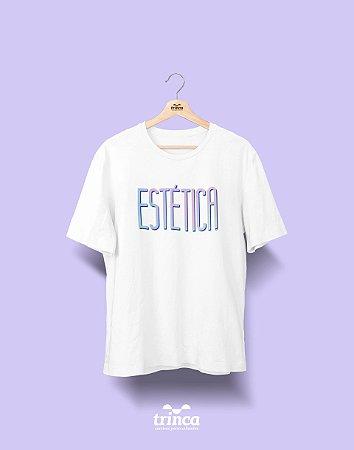 Camiseta Universitária - Estética - Tie Dye - Basic
