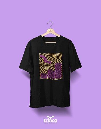 Camiseta Personalizada - Ciências Contábeis - Psicodélicos - Basic