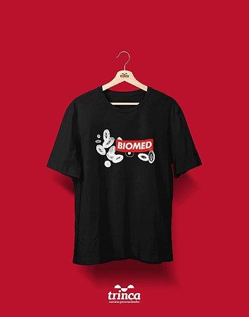 Camiseta Universitária - Biomedicina - Supreme - Basic