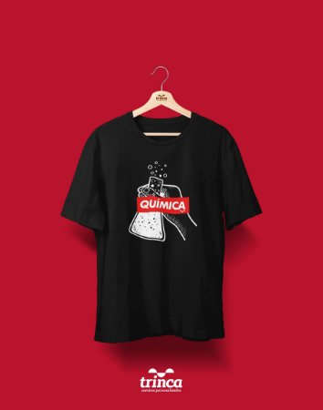 Camiseta Universitária - Química - Supreme - Basic