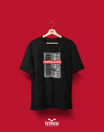 Camiseta Universitária - Matemática - Supreme - Basic