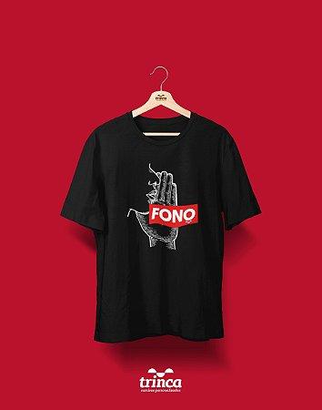 Camiseta Universitária - Fonoaudiologia - Supreme - Basic