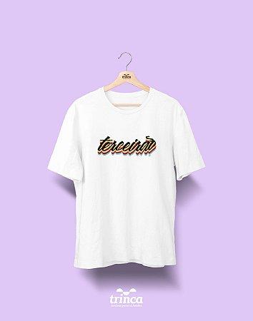 Camiseta Universitária - Terceirão - Grafite - Basic