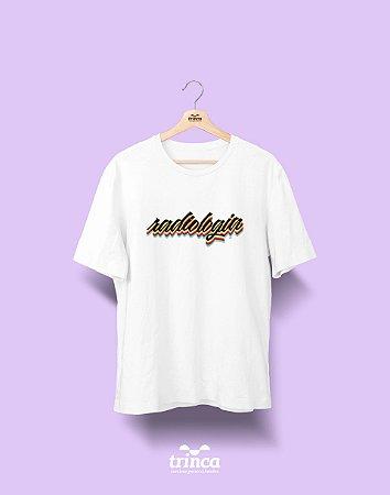 Camiseta Universitária - Radiologia - Grafite - Basic
