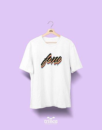 Camiseta Universitária - Fonoaudiologia - Grafite - Basic