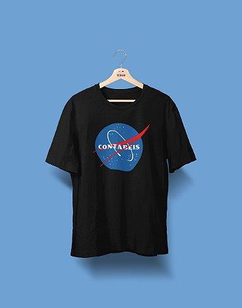 Camiseta Universitária - Ciências Contábeis - Nasa - Basic