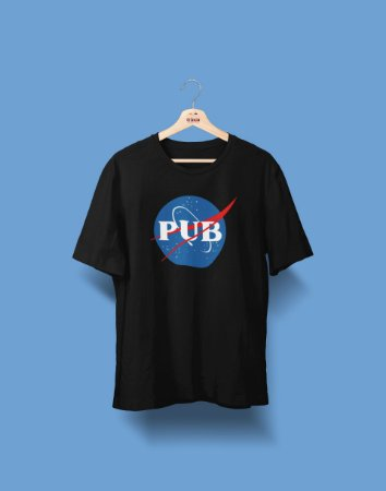 Camiseta Universitária - Publicidade e Propaganda - Nasa - Basic