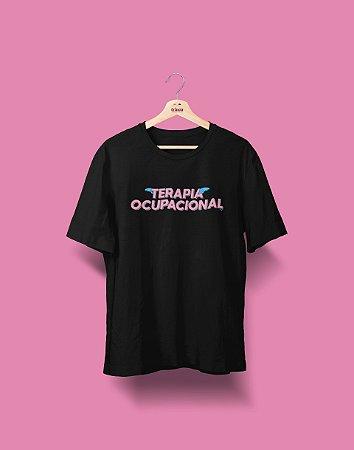 Camiseta Universitária - Terapia Ocupacional - Voe Alto - Basic