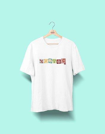 Camiseta Universitária - Zootecnia - Colagem - Basic