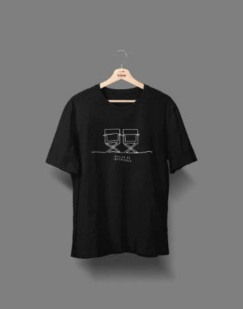 Camiseta Universitária - Design de Interiores - Fine Line - Basic
