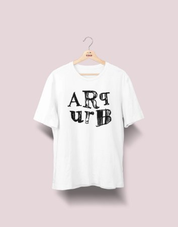 Camiseta Universitária - Arquitetura & Urbanismo - Nanquim - Basic