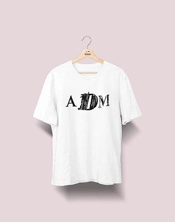 Camiseta Universitária - Administração - Nanquim - Basic