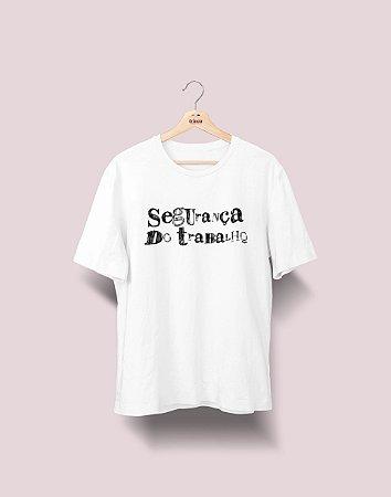Camiseta Universitária - Segurança do Trabalho - Nanquim - Basic