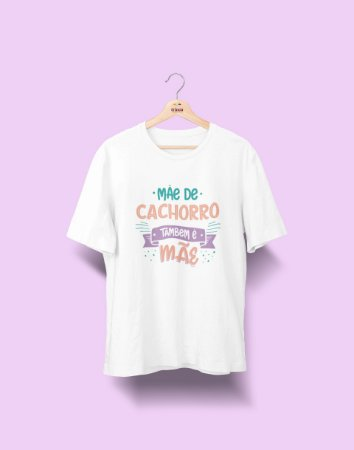 Camiseta Personalizada- Dia das Mães - De cachorro - Basic
