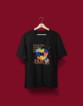 Camiseta Universitária - Pedagogia - Educ(AMAR) - Basic