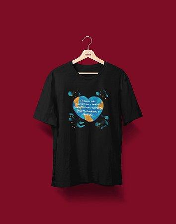 Camiseta Universitária - Pedagogia - Esperança - Basic