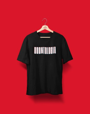 Camiseta Universitária - Coleção 3D - Odontologia - Basic