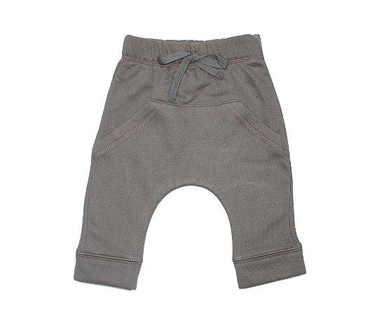 c0c6cef04cda1 Calça saruel masculina com bolso cor cinza - MOLEKADA - Loja Criança ...