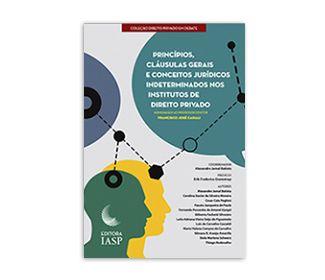 Livro - Princípios, clausulas gerais e conceitos jurídicos indeterminados nos institutos de direito privado