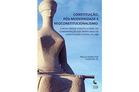 Livro - Constituição, pós-modernidade e neoconstitucionalismo: a nova ordem constitucional em comemoração aos trinta anos da Constituição Federal de 1988