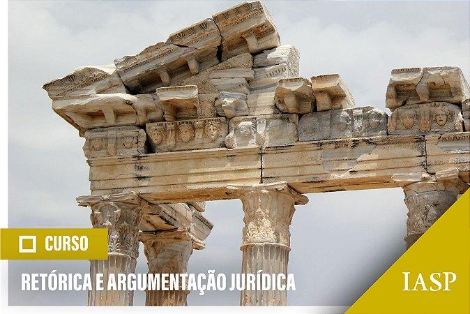 Curso de Retórica e Argumentação Jurídica - Completo - Não Associados