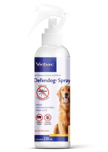 SPRAY ANTIPARASITÁRIO DEFENDOG