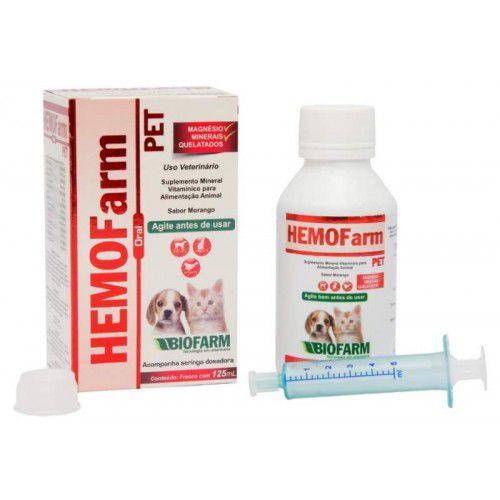 HEMOFARM PET 125ML