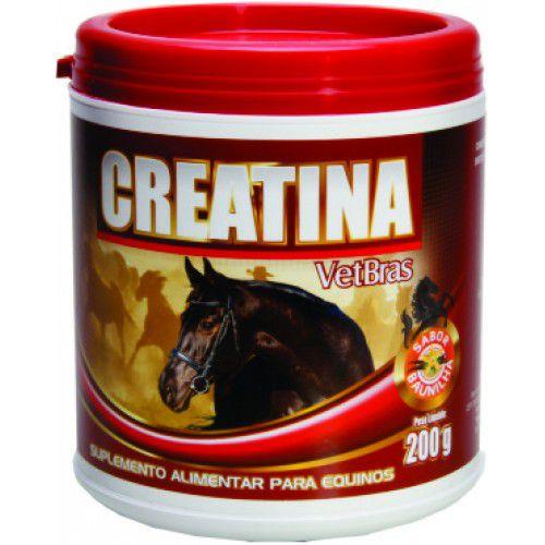 CREATINA VETBRAS 200 G