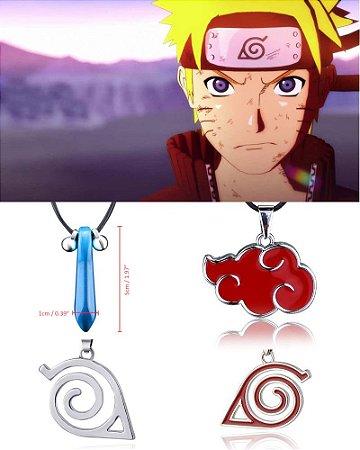 Colar Hokage Tsunade Naruto Vila Da Folha Anime Cosplay