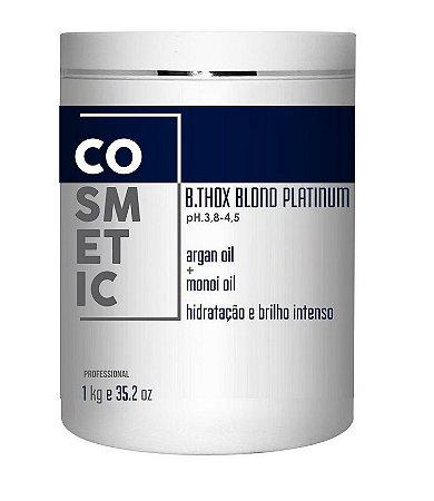 Botox Capital Para Loiras Blond Platinum 0% de FROMOL - 1kg