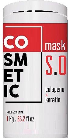 MÁSCARA S.O.S ANTI-EMBORRACHAMENTO COLAGENO + KERATINA 1KG