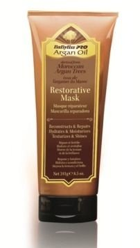 Máscara Restauradora Argan Oil Babyliss Pro 241g - MADE IN USA