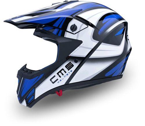 CAPACETE OFF ROAD CMS MX XR7