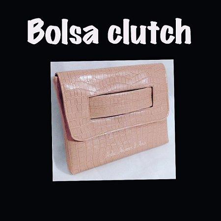 Bolsa clutch ,projeto em pdf via email