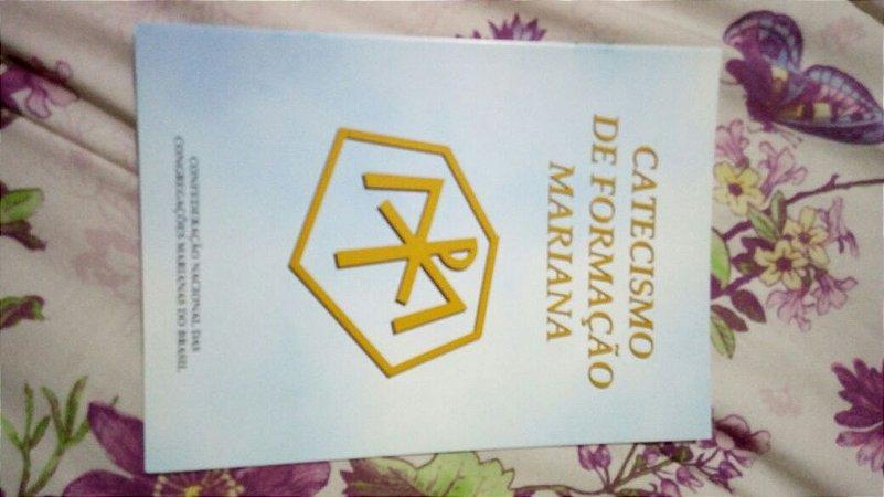Livro Catecismo de Formação Mariana