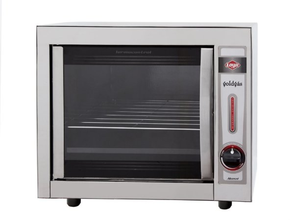 Forno à Gàs Gold Inox Advanced