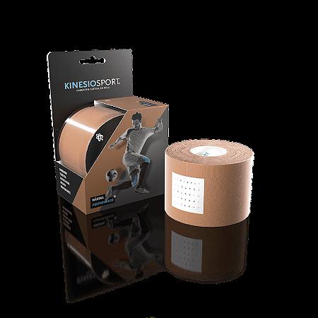 Bandagem Elástica Kinesiosport Bege
