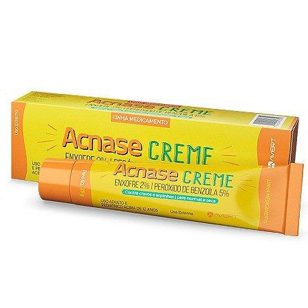 Antiacne Acnase Creme com 25g