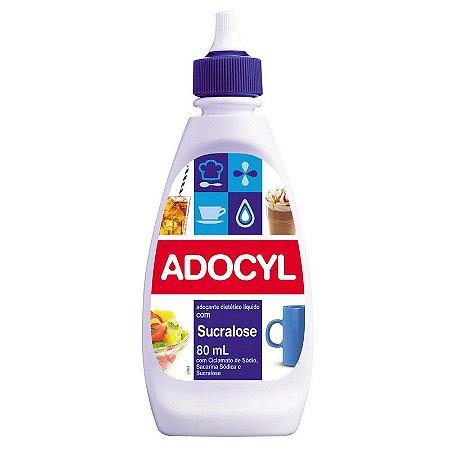 Adoçante Adocyl Sucralose com 80mL