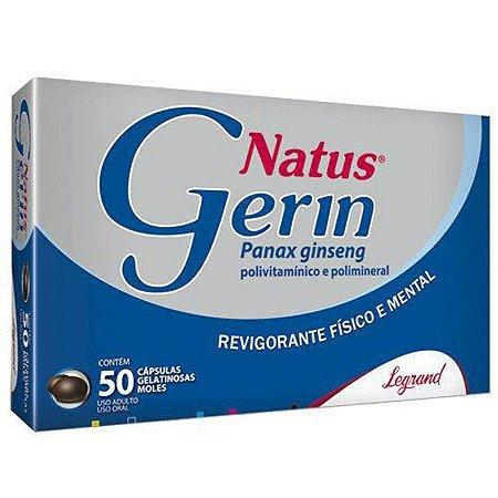 Natus Gerin com 50 Cápsulas