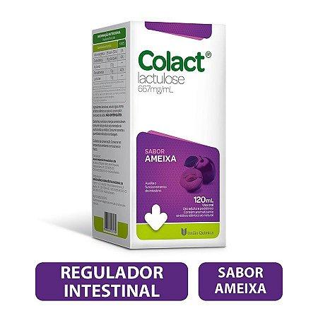Colact sabor Ameixa 120ml - Lactulose