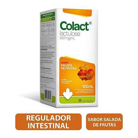 Colact sabor Salada de Frutas 120ml - Lactulose