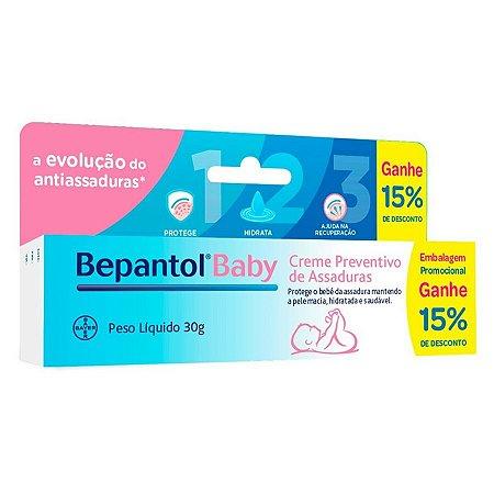 Bepantol Baby 30g com 15% de Desconto