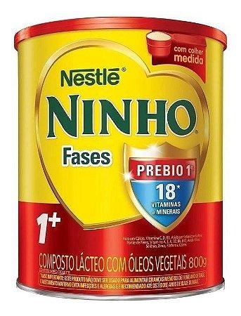 Leite Ninho Fases 1+ 800g