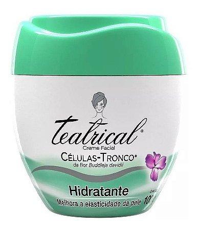 Teatrical Creme Facial Hidratante 100g