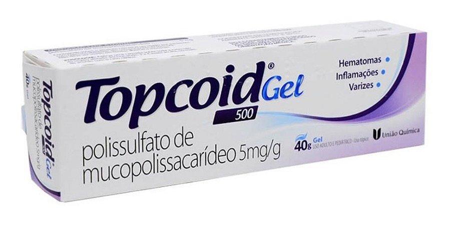 Topcoid 500 Gel 40g