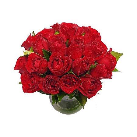 Despertar de Rosas Vermelhas